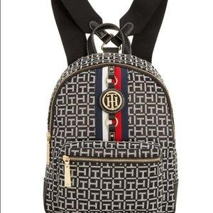 Tommy Hilfiger Monogram Backpack